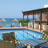 Stalis Beach, Papas Appartements *** -Kréta-Heraklion