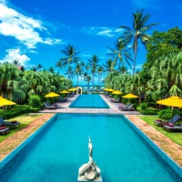 Bangkok **** 2/3éj és Koh Samui 7/9/12éj Passage Samui Villas ***** Laem Yai Beach
