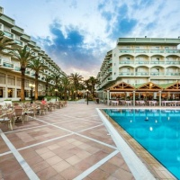 Hotel Apollo Beach **** Rodosz