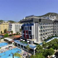 Smartline White City Beach Hotel **** Alanya