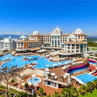 Hotel Litore Resort & Spa ***** Alanya