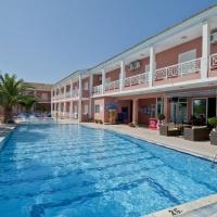 Angelina Hotel *** Korfu, Sidari