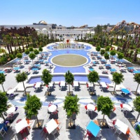 Rixos World The Land of Legends ***** Belek