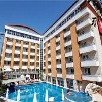 Kleopatra Alaiye Hotel **** Alanya