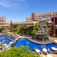 Best Jacaranda **** Tenerife, Costa Adeje (nyár)
