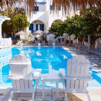 Hermes Hotel **** Santorini (bécsi indulással)