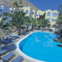 Zephyros Hotel ***+ Santorini (bécsi indulással)
