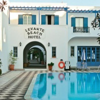 Hotel Levante Beach *** Santorini (bécsi indulással)