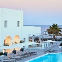 Aqua Blue Hotel **** Santorini (bécsi indulással)