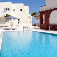 Selini Hotel *** Santorini