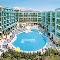 Hotel Diamond ***+ Napospart