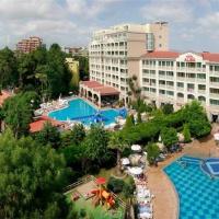 Hotel Alba **** Napospart (Burgasz)