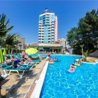 Grand Hotel Sunny Beach **** Napospart (Burgasz)