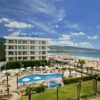 Evrika Beach Club Hotel **** Burgasz,Napospart