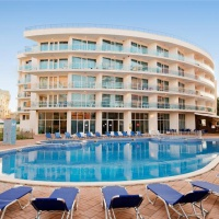 Hotel Calypso **** Napospart