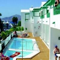Blue Sea Europa Apartmanok- Lanzarote
