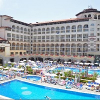 Hotel Melia Sunny Beach **** Napospart (ex.Iberostar Sunny Beach) Egyénileg, Busszal vagy Repülővel
