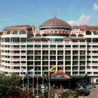 Planeta Hotel **** Napospart