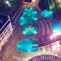 Kuban Hotel **** Napospart