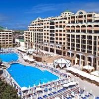 Hotel SOL Nessebar Palace ***** Neszebar Egyénileg, Busszal vagy Repülővel