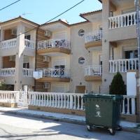 Spanos Apartmanház - Chalidiki, Sarti