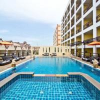 Dubai 3 éj **** és 7/9/12 éj Hotel Golden Sea Pattaya *** Pattaya