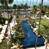 Dubai 3 éj **** és 7/9/12 éj Hotel Jomtien Palm Beach **** Pattaya
