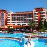 Hotel Hrizantema **** Napospart