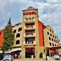 Hotel Nobel **** Napospart