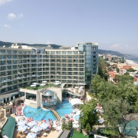 Hotel Marina Grand Beach ***** Aranyhomok