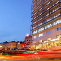 Neboder Hotel *** Rijeka