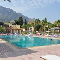 Club Simena Holiday Village ***  Ciprus, Kyrenia