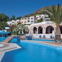 Fodele Beach & Water Park Holiday Resort ***** Kréta