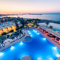 Hotel Vuni Palace ***** Kyrenia