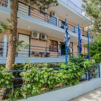 Emilia apartmanház - Rethymno Repülővel