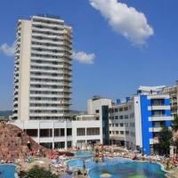 Hotel Kuban **** Napospart
