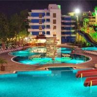 Kuban Hotel**** Bulgária, Napospart