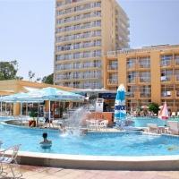 Hotel Astoria**** Napospart, Burgasz