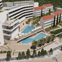 Medora Auri Family Beach Resort **** Podgora