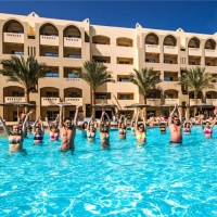 Nubia Aqua Beach Resort ***** Hurghada