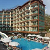 Grand Bayar Beach*** Törökország, Antalya