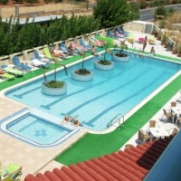 Hotel Nikos ** Kréta, Malia