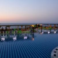Hotel Aqua Sun Village **** Kréta, Hersonissos