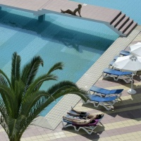 Hotel Pallini Beach**** Chalkidiki (egyénileg)
