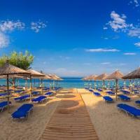 Hotel Lagomandra Beach **** Chalkidiki (egyénileg)