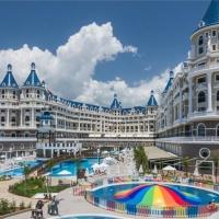 Hotel Haydarpasha Palace ***** Alanya
