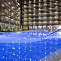 Hotel Galeon Residence & Spa 5* Burgasz, Napospart