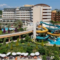 Hotel Alaiye Resort & Spa ***** Alanya