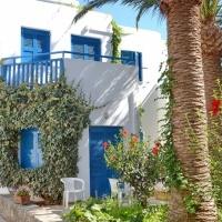 Galeana Beach Hotel- Apartments ** Kréta, Platanias