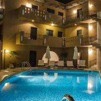 Residence Villas Hotel **** Kréta (repülővel)